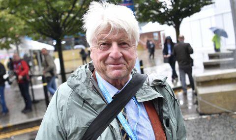 Бащата на Борис Джонсън кандидатства за френско гражданство