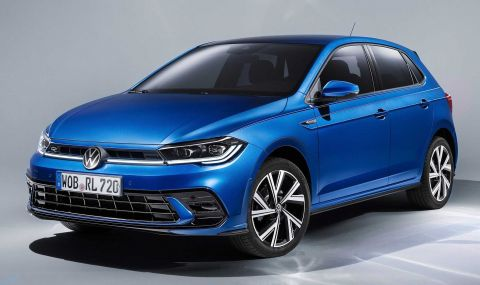 Обновеното Polo копира по нещо от всеки модел на Volkswagen - 1