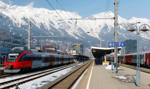 Австрия спря влаковете от Италия