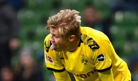Директор в Борусия Дортмунд: Приличам на папагал, но Холанд остава при нас