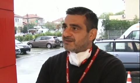 Семир Абумелих разказа защо финансира единна система за свободни легла в болниците