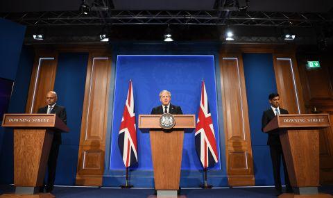 Борис Джонсън обяви повишаване на данъците - 1
