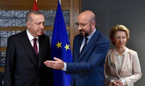 Голямата празна кошница на Ердоган