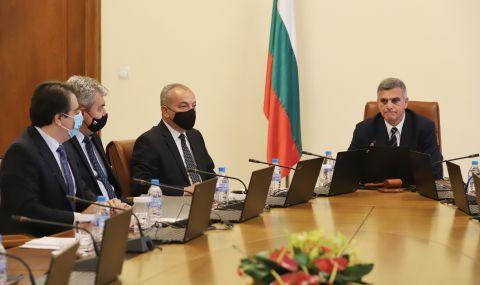 Министерският съвет освободи четирима областни управители - 1
