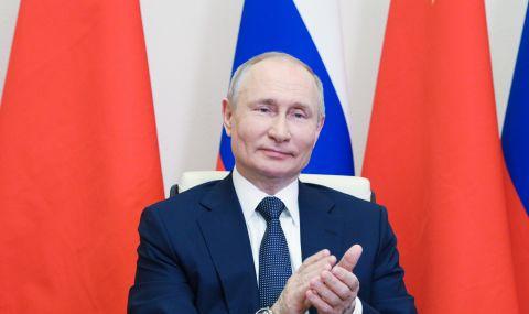 Владимир Путин и Си Дзинпин стартираха грандиозно строителство