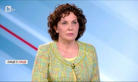 Антония Първанова: Нас определено ни готвят за изборна победа на ГЕРБ
