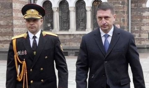 Христо Терзийски захапа Бойко Рашков за грубо нарушение на закона за МВР