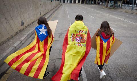Испания отхвърли идеята за референдум за независимост в Каталуния