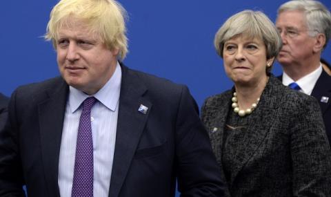Борис Джонсън: Ако не напуснем ЕС до 31 октомври...