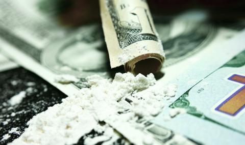 Планина от кокаин на източния бряг