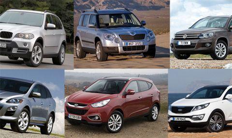 Няколко употребявани коли, които не са препоръчителни за покупка