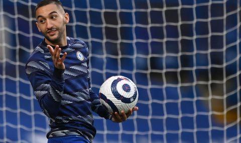 Милан хвърли око на халф на Челси