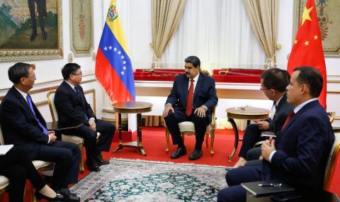 Мадуро приветства преговори с опозицията