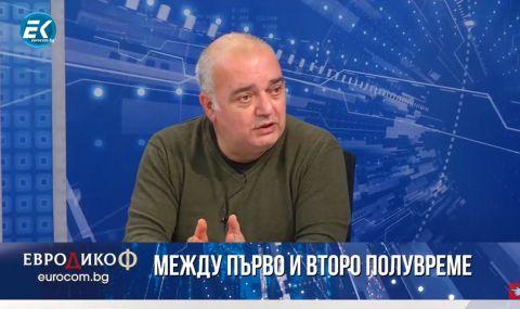 Бабикян: Делящите се на леви, десни и центристи работят за Борисов и Пеевски