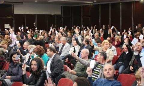 БЛС е против законовите промени за отнемане на договорното начало