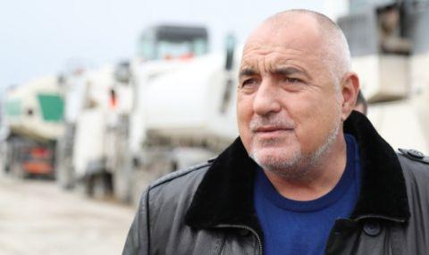 """Борисов: Проектът за тунел в прохода Петрохан е включен в """"Три морета"""""""