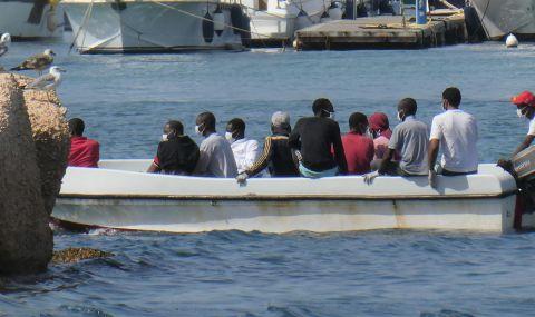 Най-малко 23 души са загинали край бреговете на Тунис