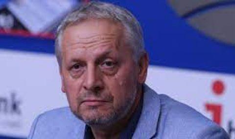 Ген. Валери Григоров: ГЕРБ ще останат трети на изборите