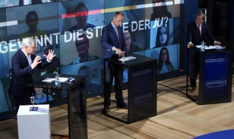 Големият избор в Германия под въпрос