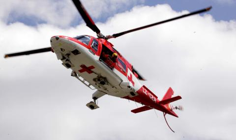 Одобриха проекта за закупуването на медицински хеликоптери