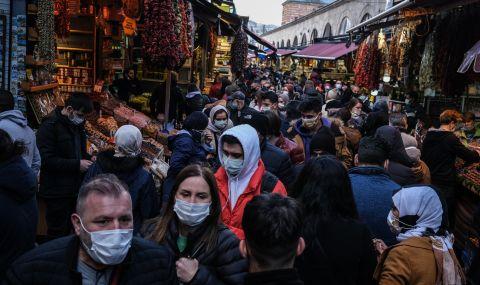 Турция наложи полицейски час