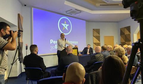 Цветанов: Позициите по Триморието и 5G мрежите са правилни, но закъснели