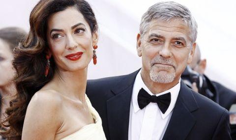 Джордж Клуни забранил на жена си да гледа един негов филм - 1