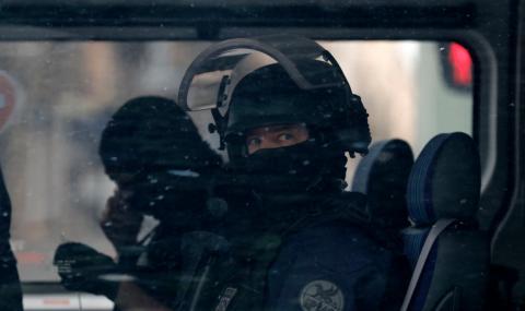 Френската полиция задържа втори заподозрян