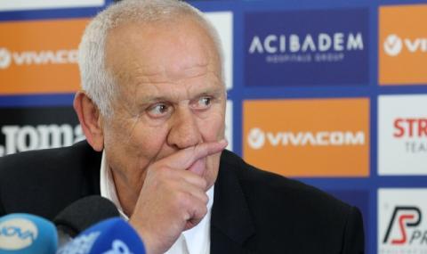 Люпко Петрович остава в ЦСКА