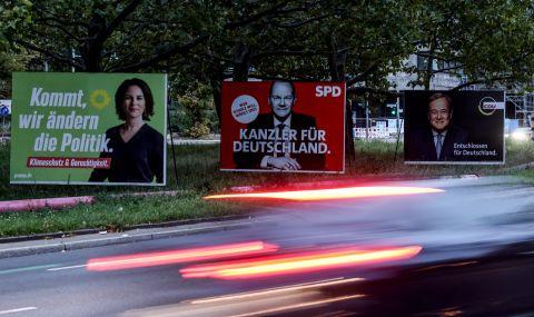 Голям брой нарушения преди изборите в Германия - 1