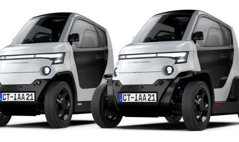 City Transformer променя ширината си и решава проблеми с паркирането и трафика - 1