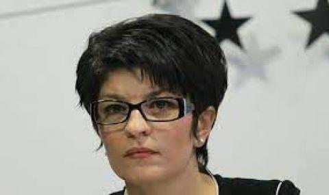 Десислава Атанасова: Господин Рашков не е последна инстанция - 1