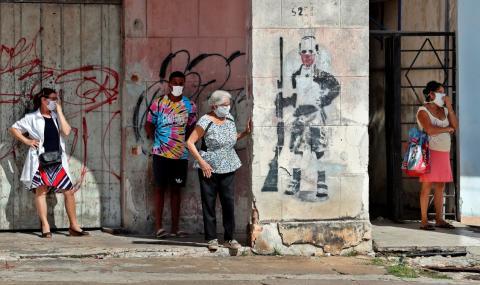 Куба се готви за туристи