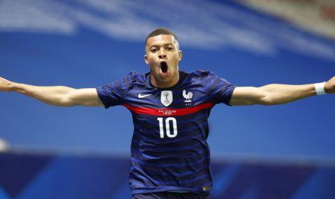 UEFA EURO 2020: Скандал с Мбапе и Бензема разтърси европейското