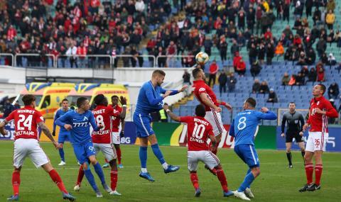 Емисарите останали крайно разочаровани от Левски - ЦСКА