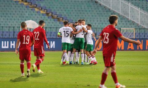 Подемът продължава: България на Ясен Петров победи убедително Грузия - 1