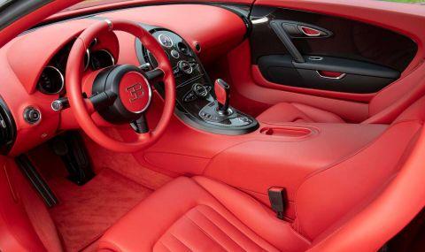 Продава се последното произведено Bugatti Veyron Super Sport - 4