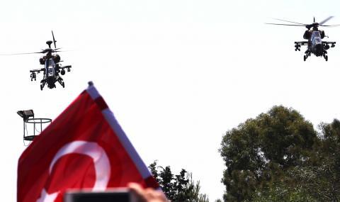 Турция покачва напрежението край Кипър