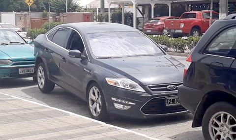 Богът на паркирането