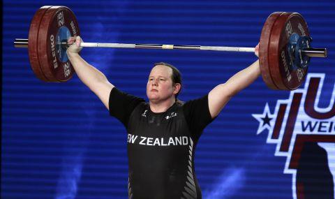 Допуснаха трансджендър на Олимпийските игри в Токио
