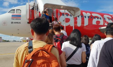 Новите правила при летене със самолет
