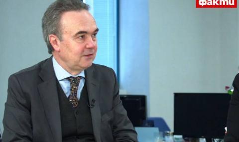 Н. Пр. Стефано Балди: Не е възможно България в Еврозоната, а извън Шенген (ВИДЕО)