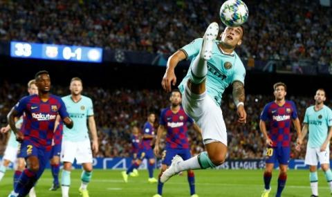Барселона с нова оферта към Интер за Лаутаро