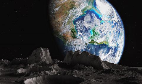 Извънземни кораби и градове открити на Луната