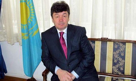Н. Пр. Темиртай Избастин: Казахстан е вратата на България към Централна Азия - 1