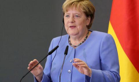 Българите са най-критични към Меркел и Германия - 1