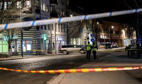 Терор в Швеция