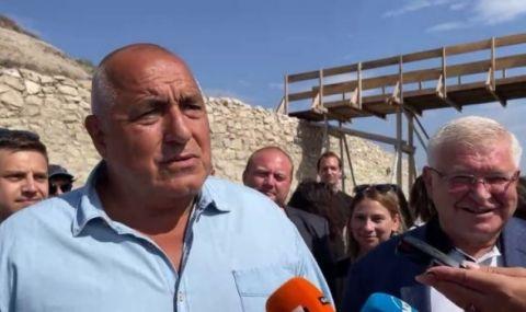 Борисов от Провадия: Аз злато нямам, а сега пазаруват партии със златни торби ВИДЕО - 1