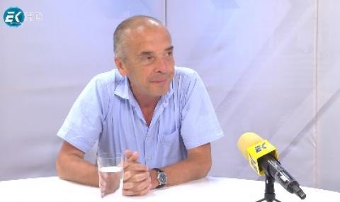Мангъров за протестите: Надявам се да има промяна, така не може да продължава