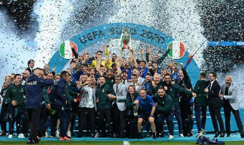 България ще играе с европейския шампион в първия официален мач след триумфа